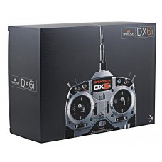 DX6i 6-Channel Full Range w/o Servos MD2