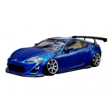 D-Like Toyota 86 ZN6 1/10 Clear RC Drift Body #DL098