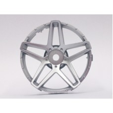 "TT-7562 ""Super RIM"" DISC ""Southern Cross"" Matte SILVER 2pcs"