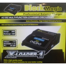 BLACK MAGIC AC/DC CHARGER