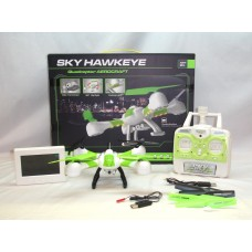 SKY Hawkeye HM1315 4CH 5.8G FPV RC uadcopter with 0.3MP Camera Real-time Transmission (Mode 2) professional drones 14009325