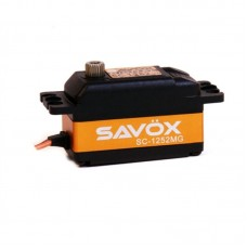 SAVOX Low Profile Super Speed Metal Gear Digital Servo For RC Drift F1 #SC-1252MG