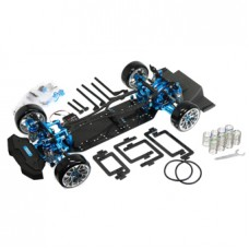 TT02-RWD Drift GRT Modified Chassis Kit[LBL]