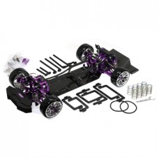 TT02-RWD Drift GRT Modified Chassis Kit[PU]