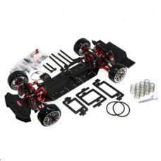 TT02-RWD Drift GRT Modified Chassis Kit[RE]