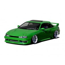 D-Like Nissan Silvia S14 Kouki Ver 2 1/10 200mm RC Drift Clear Body Set #DL108