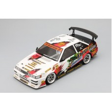 Yokomo 1/10 Mercury Sunrise AE86 190mm Clear Drift Body Set #SD-SR86BS
