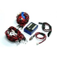 RC Car Flashing Light System -12 LED