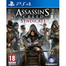 Assassin's Creed Syndicate - Standard Edition Game for PS4 (R1)