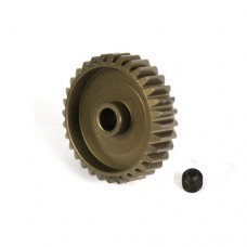 Aluminum 7075 Hard Coated Motor Gear/Pinions 48 Pitch 27 Teeth
